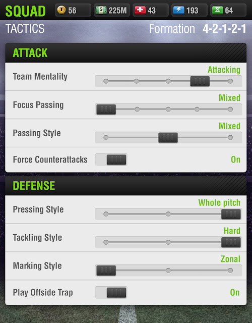 Best Taktik Top Eleven Ala Chelsea Strategi Mourinho