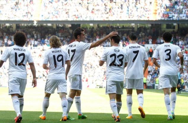 Real Madrid vs Athletic Bilbao