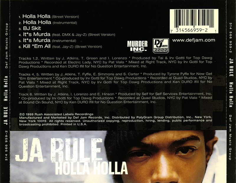 Ja Rule - Wikipedia