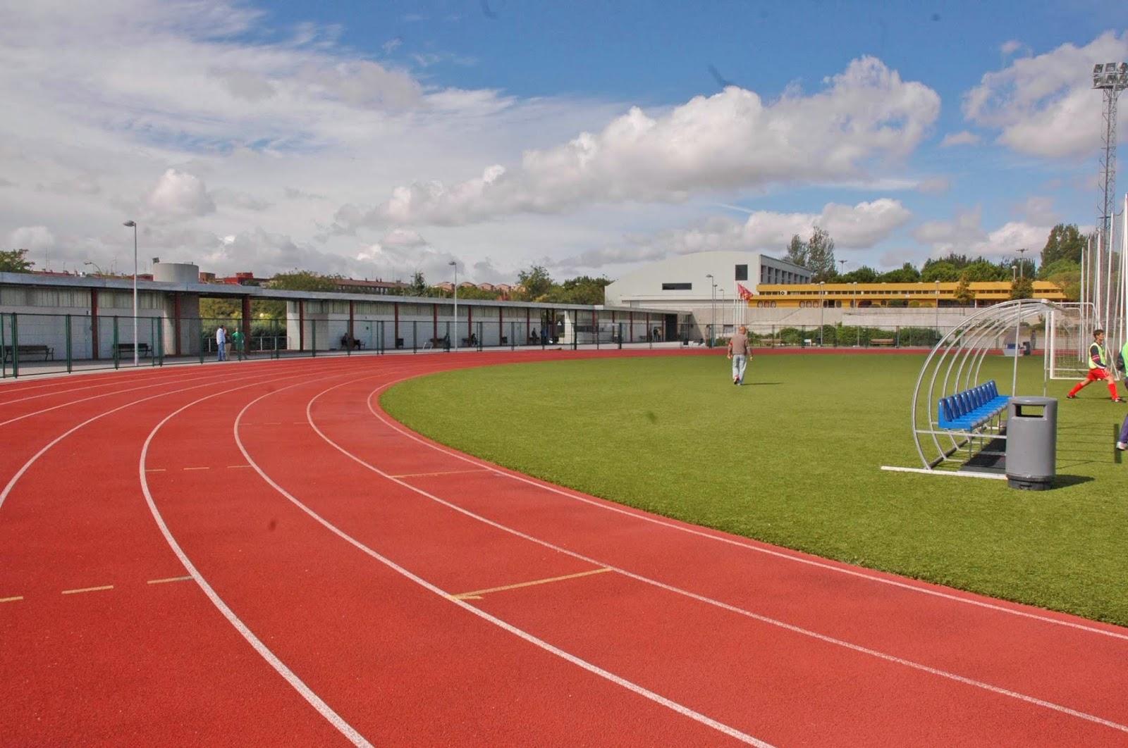 5 liga de atletismo escolar en pista 4 jornada 13 de for Piscina municipal vicalvaro