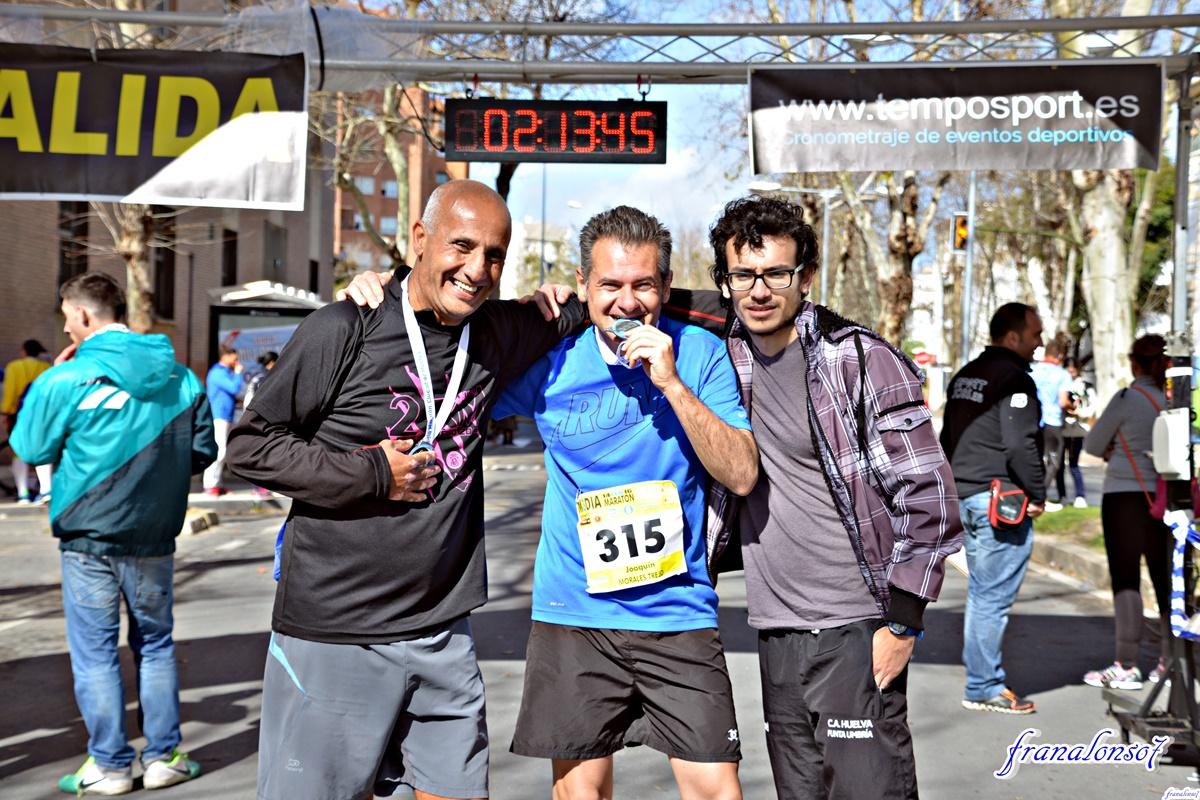 Medio Marato Huelva