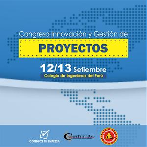 Congreso de Innovación y Gestión de Proyectos