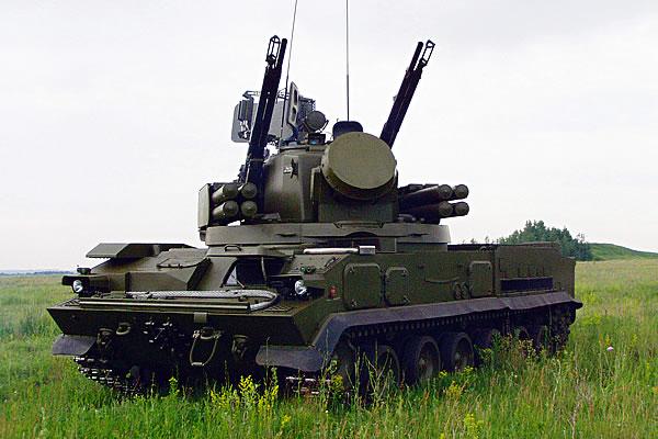 Tunguska M1