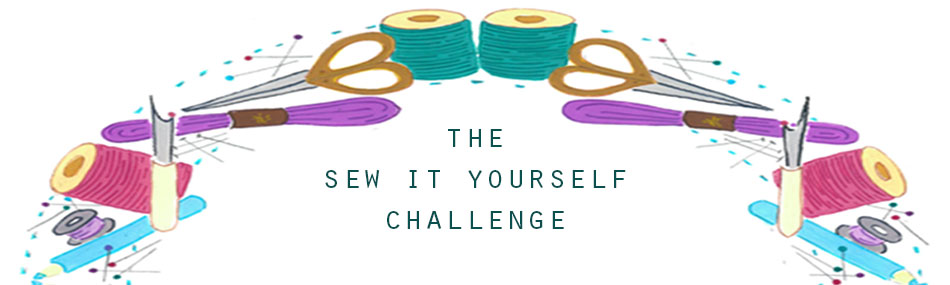 The Sew It Yourself Challenge