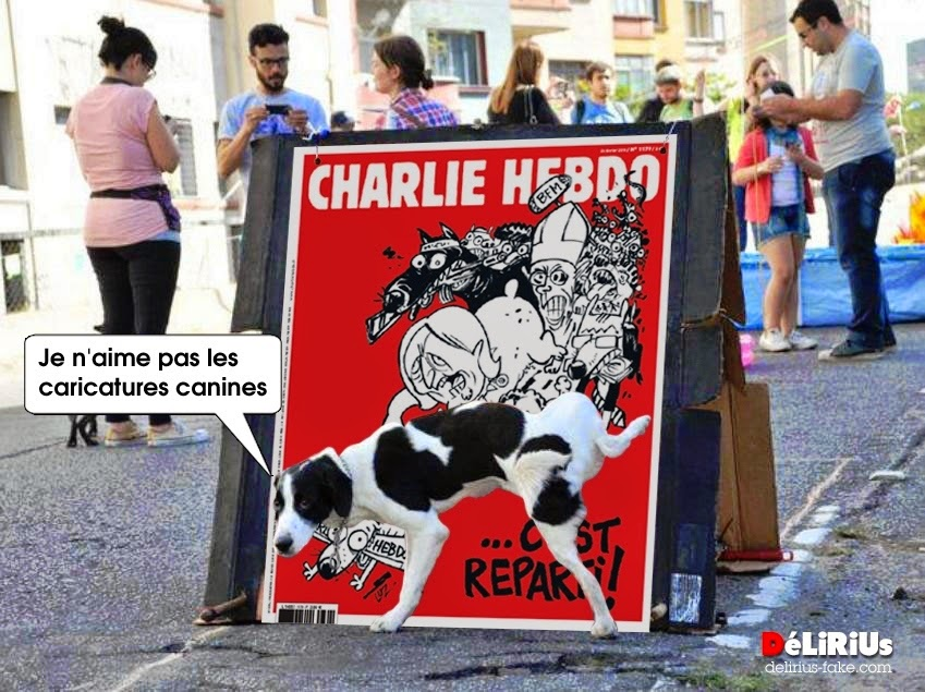 Charlie Hebdo : « C'est reparti ! », un nouveau numéro tiré à 2,5 millions d'exemplaires