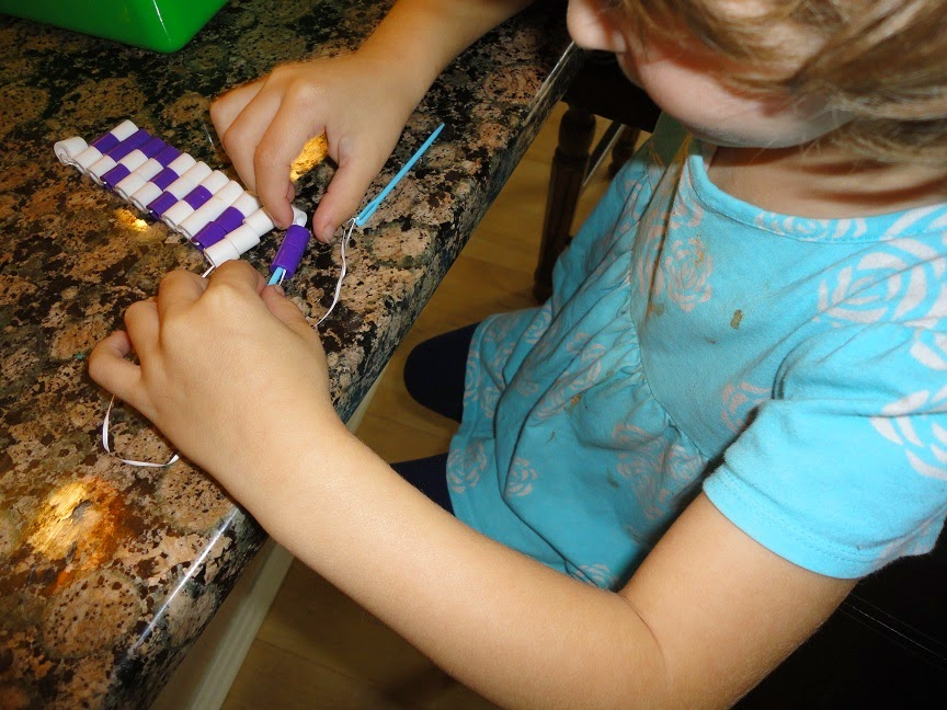 Learners In Bloom Bead Belt Craft For Kids Native American Unit