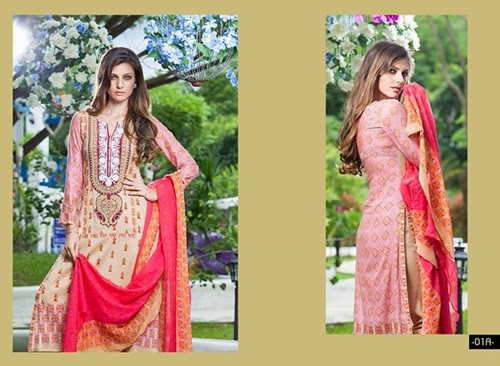 Libas Embroidered Collection 2014