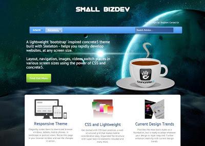 Tutorial imej background blog responsive dan loading laju mesra enjin carian