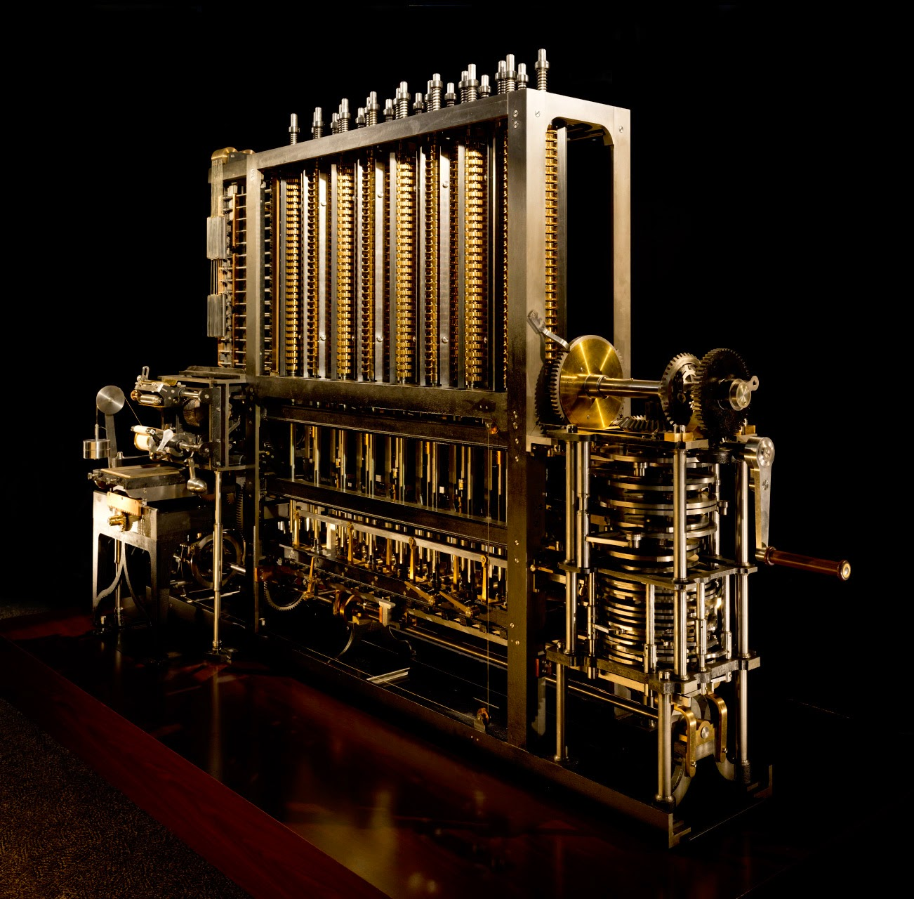 charles babbage short history of This analytical engine was conceived by english mathematician charles  babbage in 1837 it was version 20 of his difference engine, the.