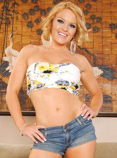 Porn Star Krissy Lynn