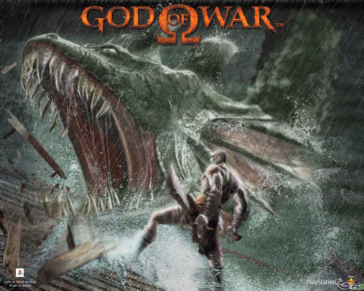 GOD OF WARS GAME