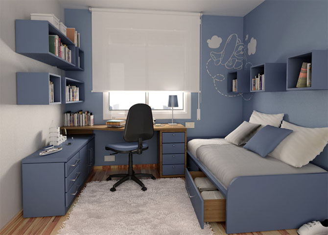 House Designs Top 15 Modern Teenage Room Interior Design