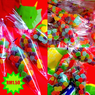 Jelly drop pack from RM1.50