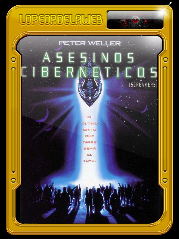 Screamers (Asesinos Cibernéticos) (1995) [720p-Dual-Mega]