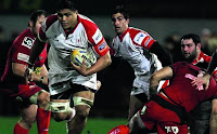Nick Williams, Ulster, Number 8, Rugby