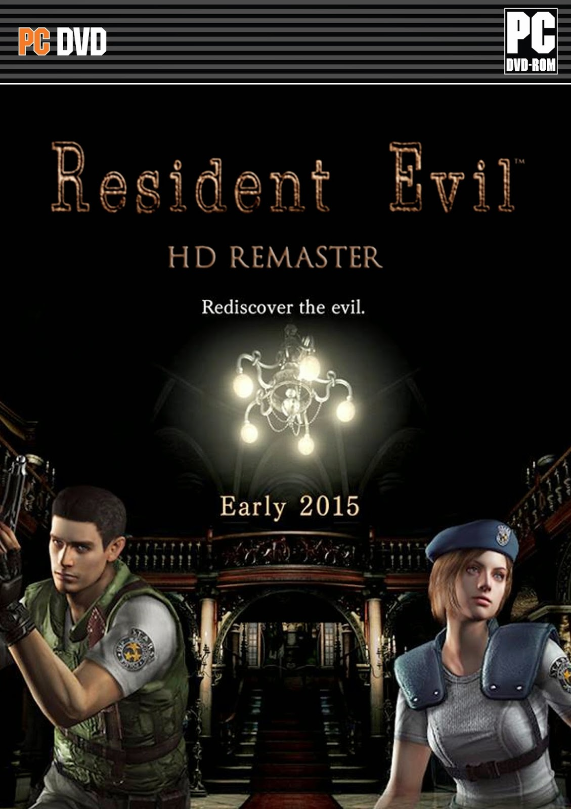 Download - Resident Evil HD Remaster PC (2015)