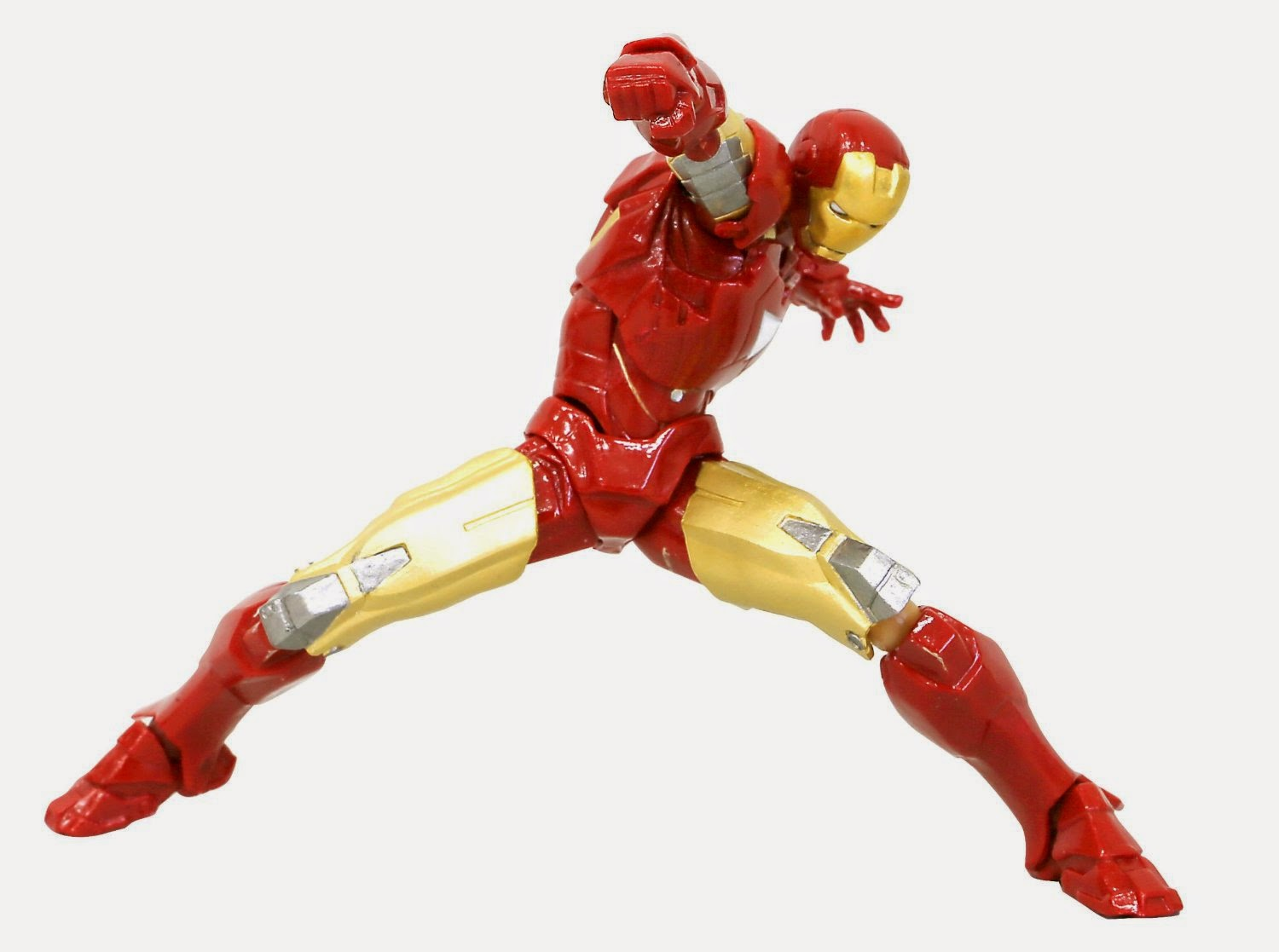 Firestarter 39 s blog kaiyodo to distribute revol mini iron - Mini iron man ...