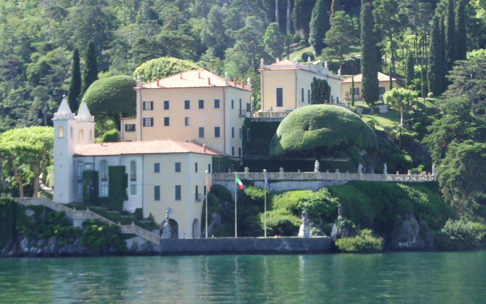 visit lake como italy: july 2012