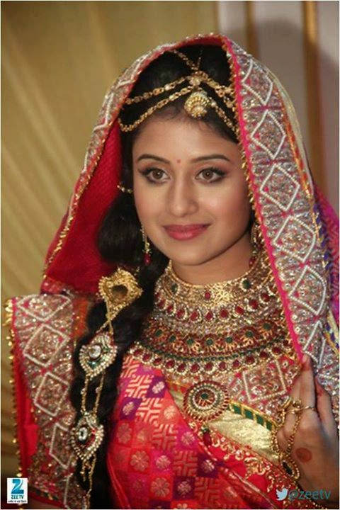 Hair Style Joda : ... HAIR STYLE: JODHA AKBAR FASHION STYLE TREND BRIDAL JEWELLERY SET FOR