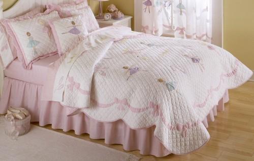 Ballerina Bed Sheets Full