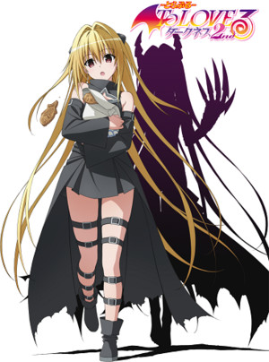 To LOVE-Ru Darkness 2nd Capitulo 1