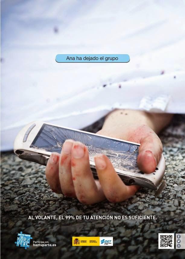 Campaña prevención de accidentes