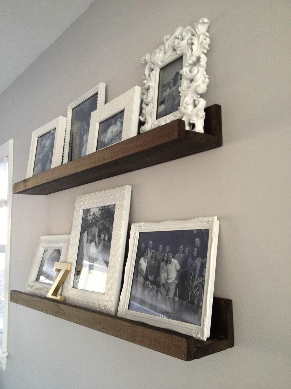 Diy Wood Shelves ~ Retro ranch reno diy wood shelves