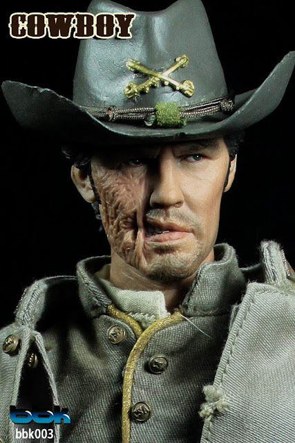 [Lançamento] BBK- A Cowboy (Jonah Hex) Cw28
