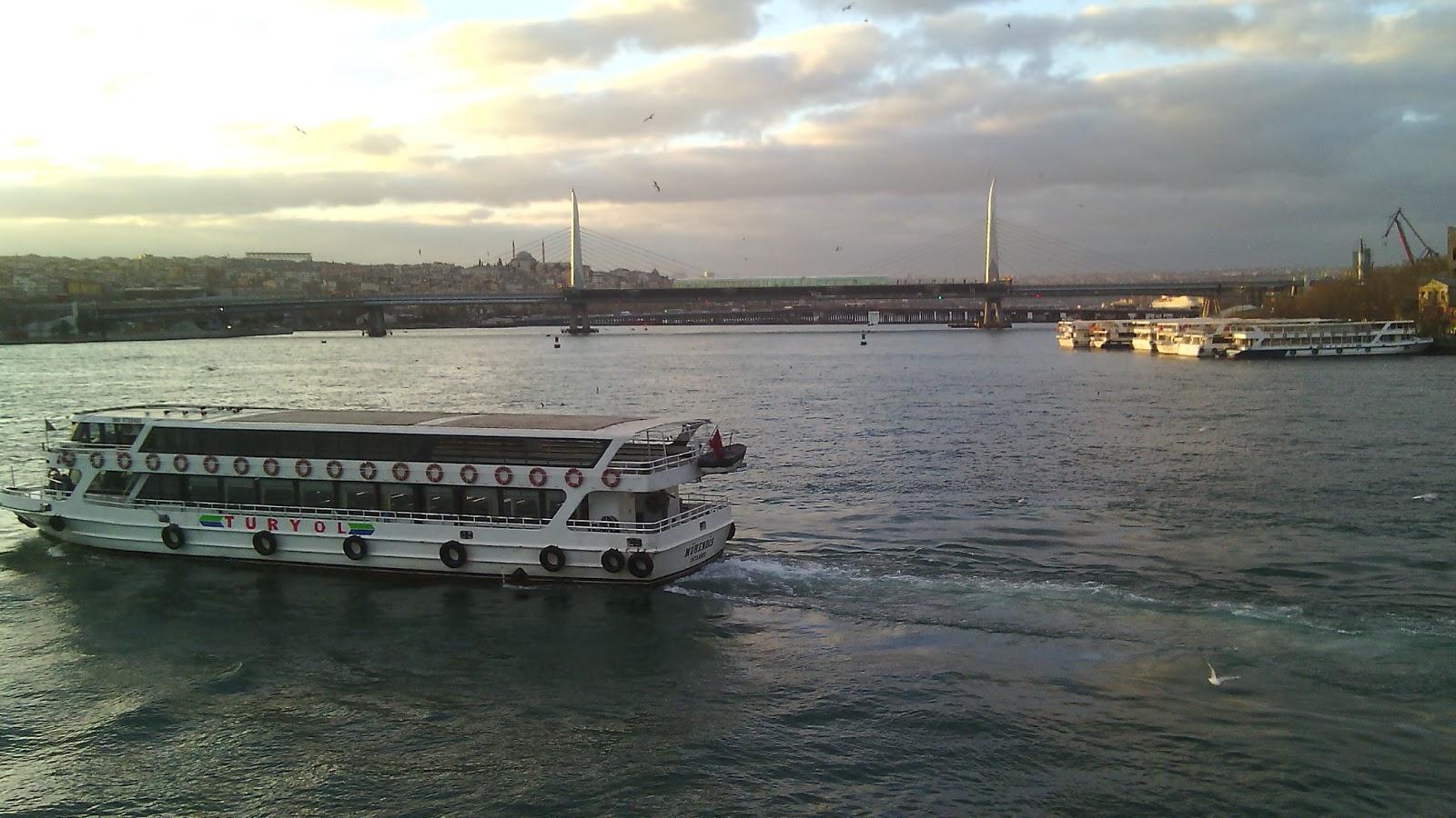 سائق في اسطنبول