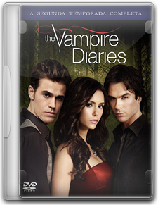 The Vampire Diaries – 2ª Temporada Completa – Dublado