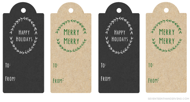 296 free printable holiday gift tags the scrap shoppe 6 christmas gift tags october ink negle Image collections