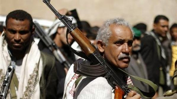 Open Carry in Yemen