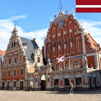Lotyšsko - Riga, 2014