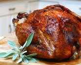How to Dry Brine & Roast a Whole Turkey Turkey