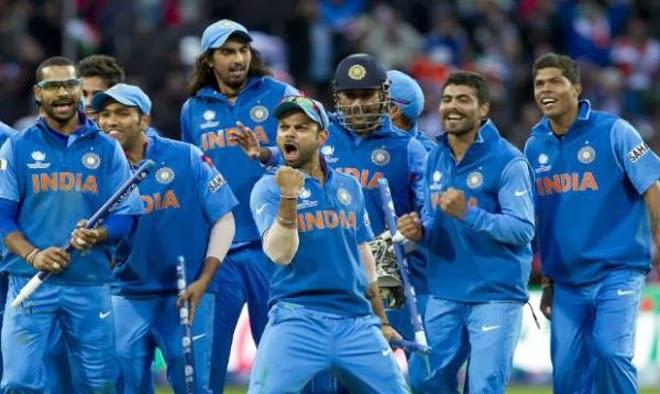 India won T20