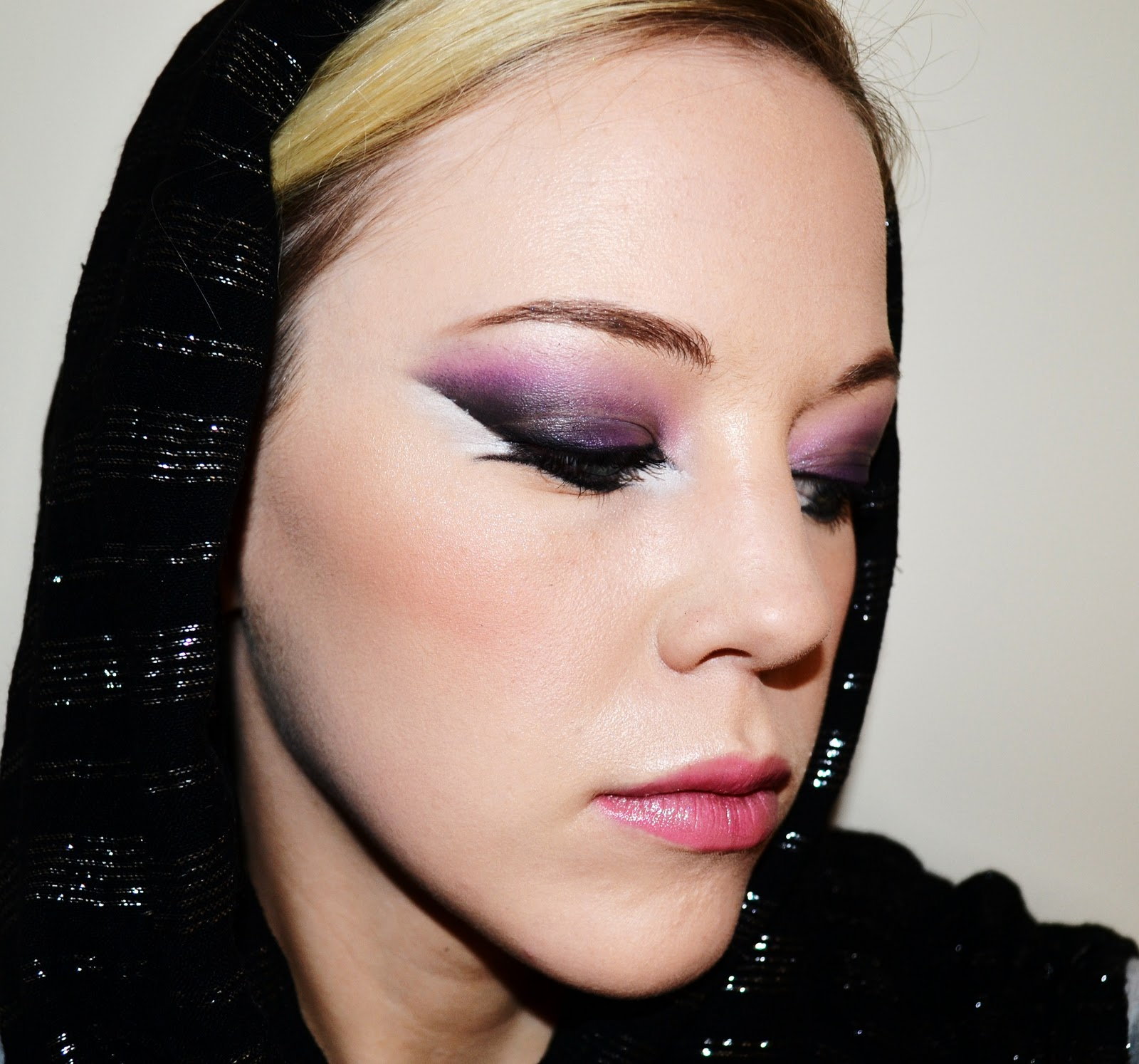 Makeup by louisa fashion makeup i found this asian styled make up look from a tutorial on youtube and loved the dramatic finish baditri Choice Image