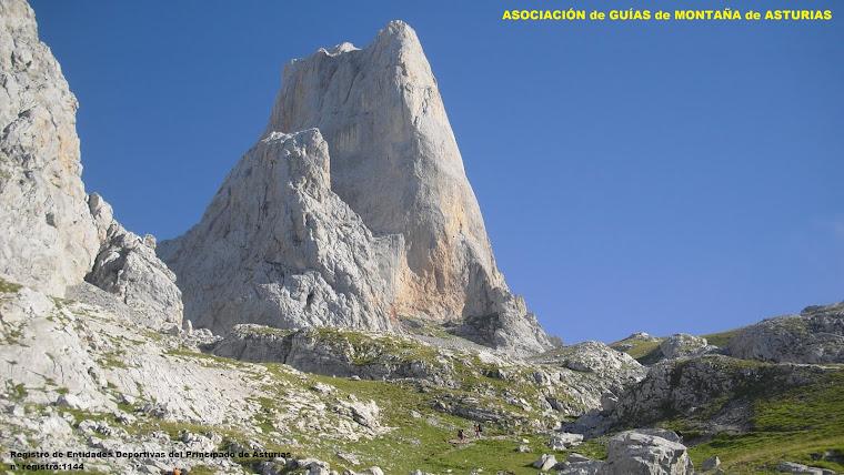 Asociación de Guías de Montaña de Asturias