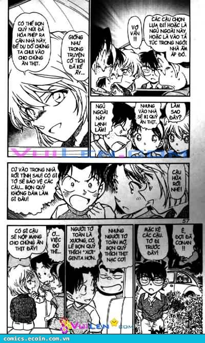 Detective Conan - Thám Tử Lừng Danh Conan chap 579 page 5 - IZTruyenTranh.com