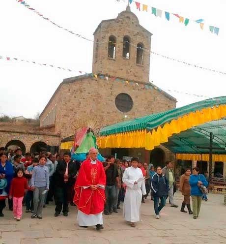 Presentan programa oficial de festividad de Virgen de Chaguaya