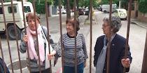 Movilización vecinal contra el cierre del Pasaje Bellas Vistas