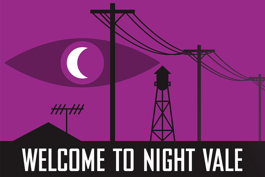 Yaniism Welcome To Night Vale