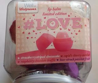 Department: Beauty | Revo 2016 Valentine's Day Lip Balms