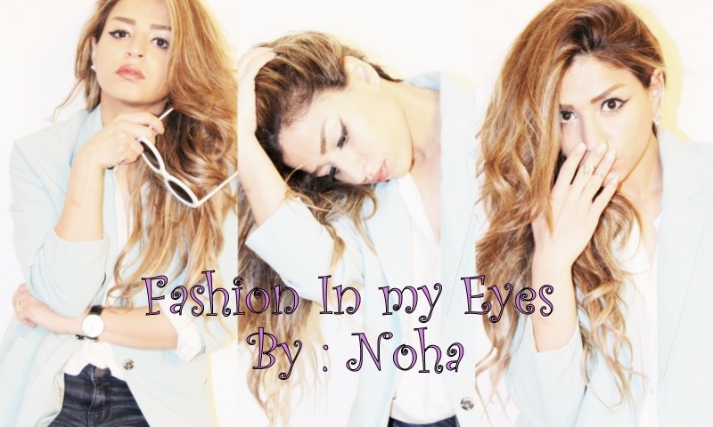 Fashion in my Eyes ..  By : Nanooosh