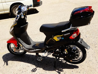 $390.000 Bicicleta Electrica Yustavo doble suspension Motor Metalico imanes de Neodimio