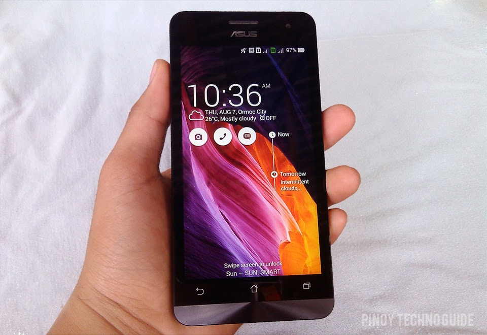 Asus Zenfone 5 Review - Perfect Premium Smartphone for the Budget Conscious