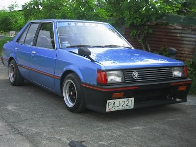 tips membeli mobil retro mitshubishi lancer sl