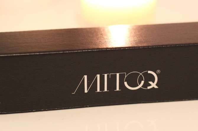 MitoQ packaging