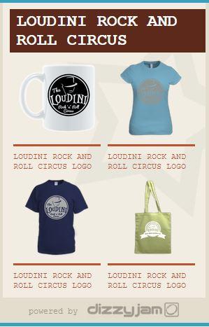 Loudini Merchandise