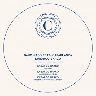 Discosafari - NAUM GABO FEAT CAPABLANCA - Embargo Barco - Correspondant