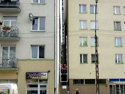 World's Thinnest House in Poland - World full of Art